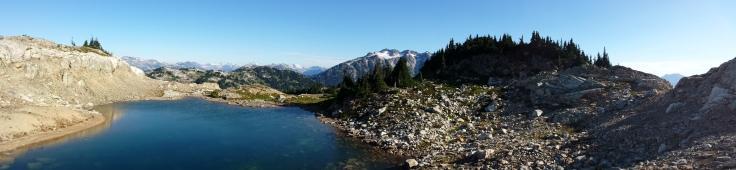 Alpine Lakes.