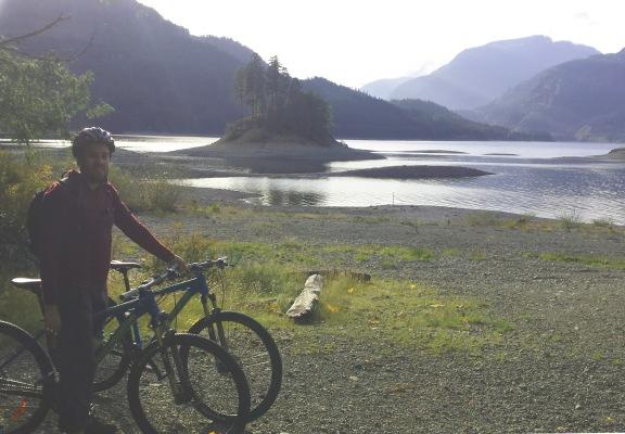 bikinginstrathcone